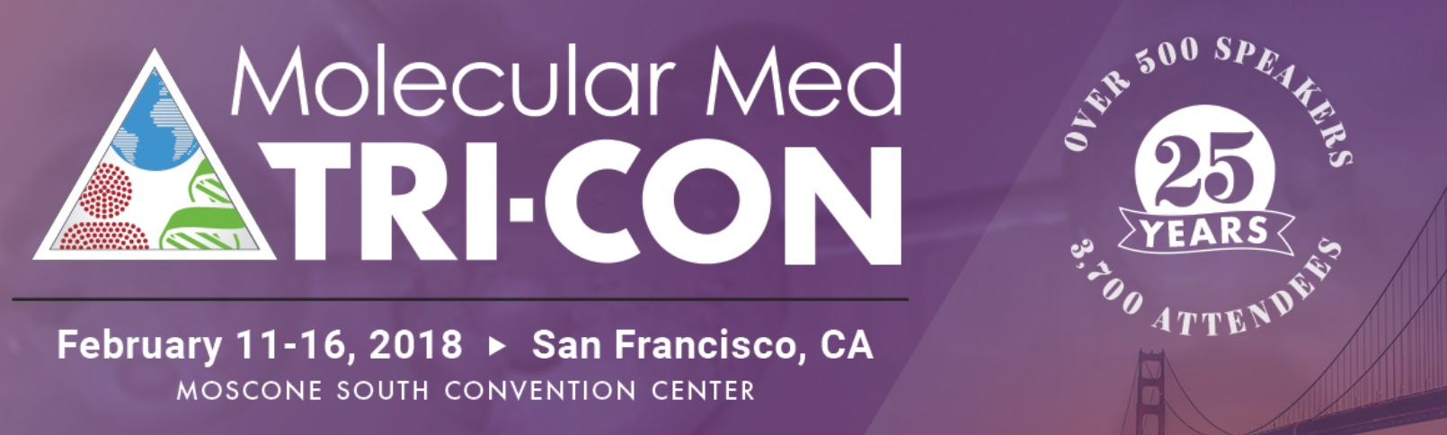 See you at #TRICON 2018!