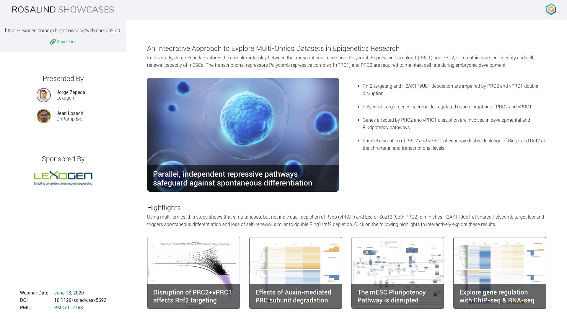 Multi-Omics for Every Scientist